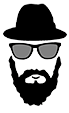 Logo BeardMe Trasp Piccolo